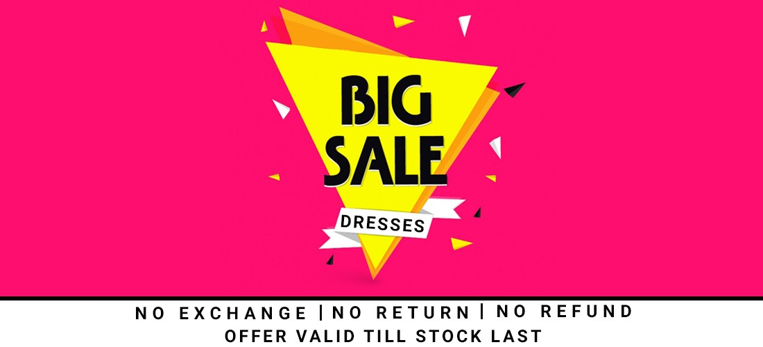 Big Dress Sale