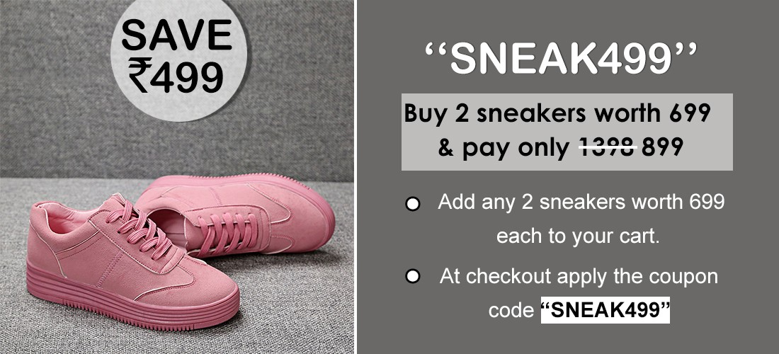2 Sneakers/Shoes for 899
