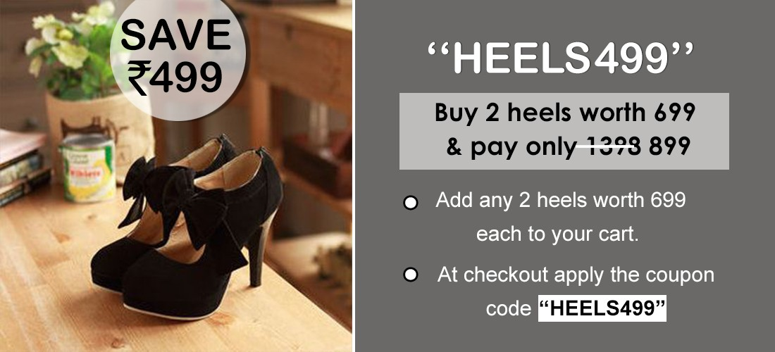 2 Heels/Wedges for 899