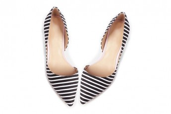 Stripes flats in new