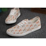 Cat print Good Go Sneakers