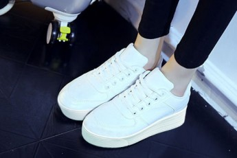 Fanciful Footfalls sneakers
