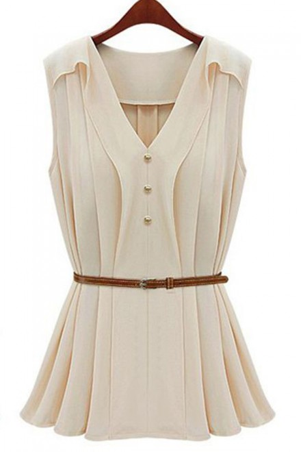 Sweet Amour Top Without belt