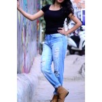 Easygoing Expression Jeans