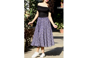 Set: Faith in Flawlessness Top Skirt