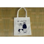Look What Look Tote Bag