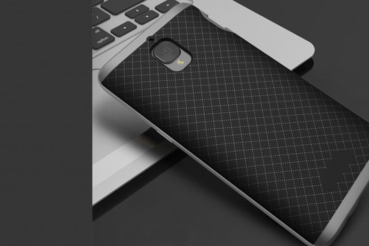 Ipaky One plus 3T case Grey