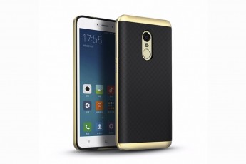Ipaky Redmi Note 4x case Golden