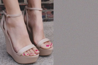 Purley Perky Wedges