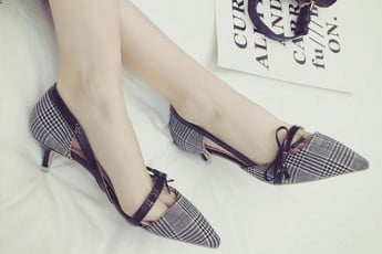 Makers Market Heels Black