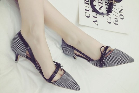 Makers Market Heels (Black)