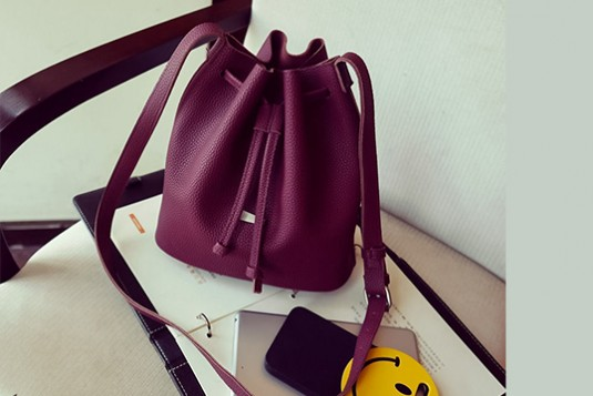 Stow Totally Bag Wine Red