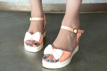May I have this Wedges