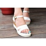 Must be Classic Wedges White