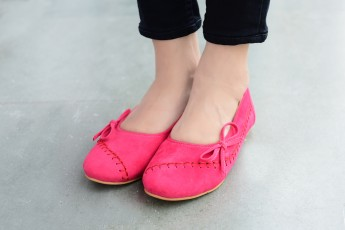 Heartbeat you to it flats Pink