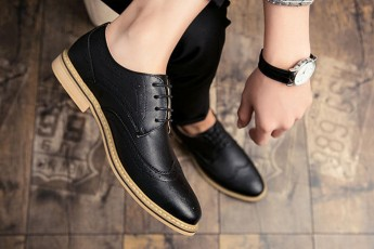 Step forward Oxfords