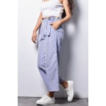 Chic twill Trousers