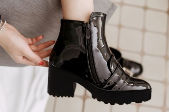 Have fun boots Black