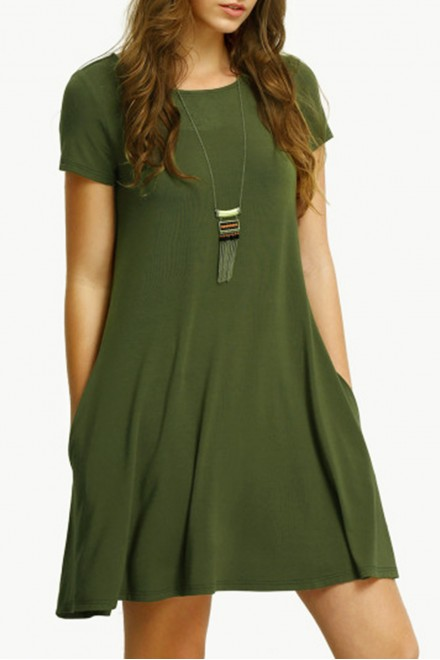 Easygoing places dress