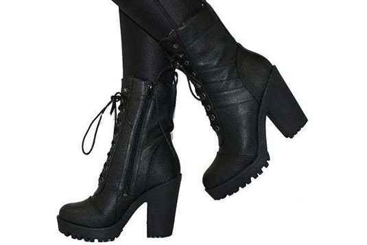 Bedecked Boot