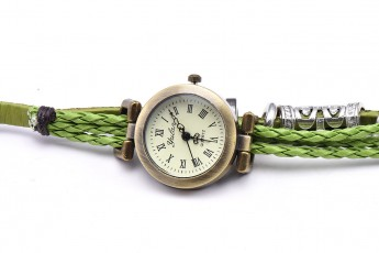The Bevel Is in the Details Watch