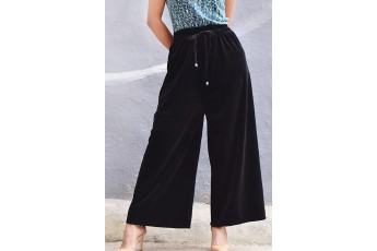 Fused with utility trouser