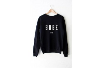 Babe 199x hoodie