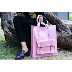 Stay upto date bag Pink