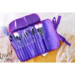 Purple Powder brushes