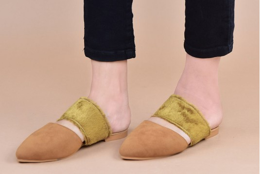 Spring out flats