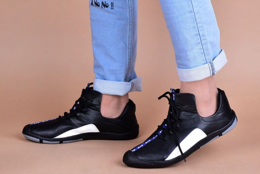 Black and White Classic shoes