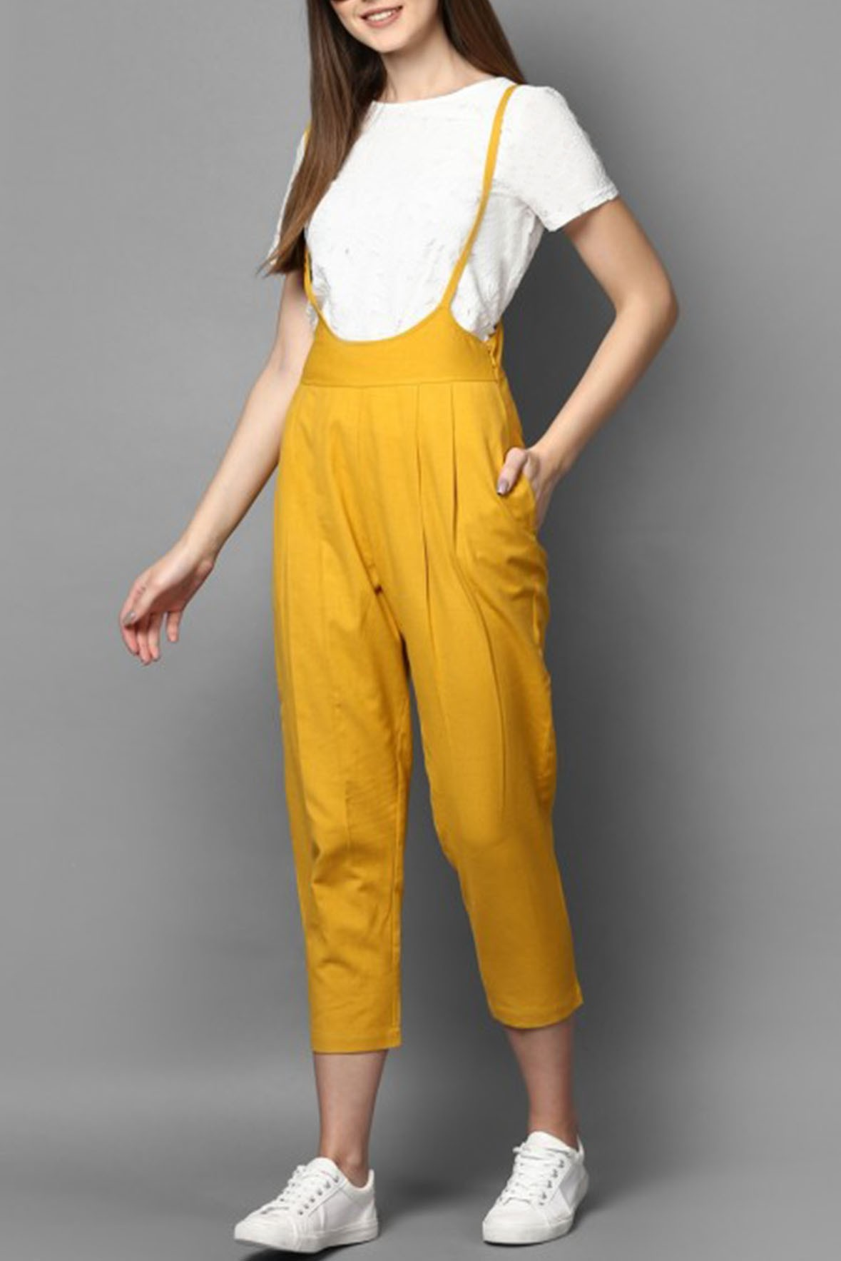 Set- mustard magic pants & Top