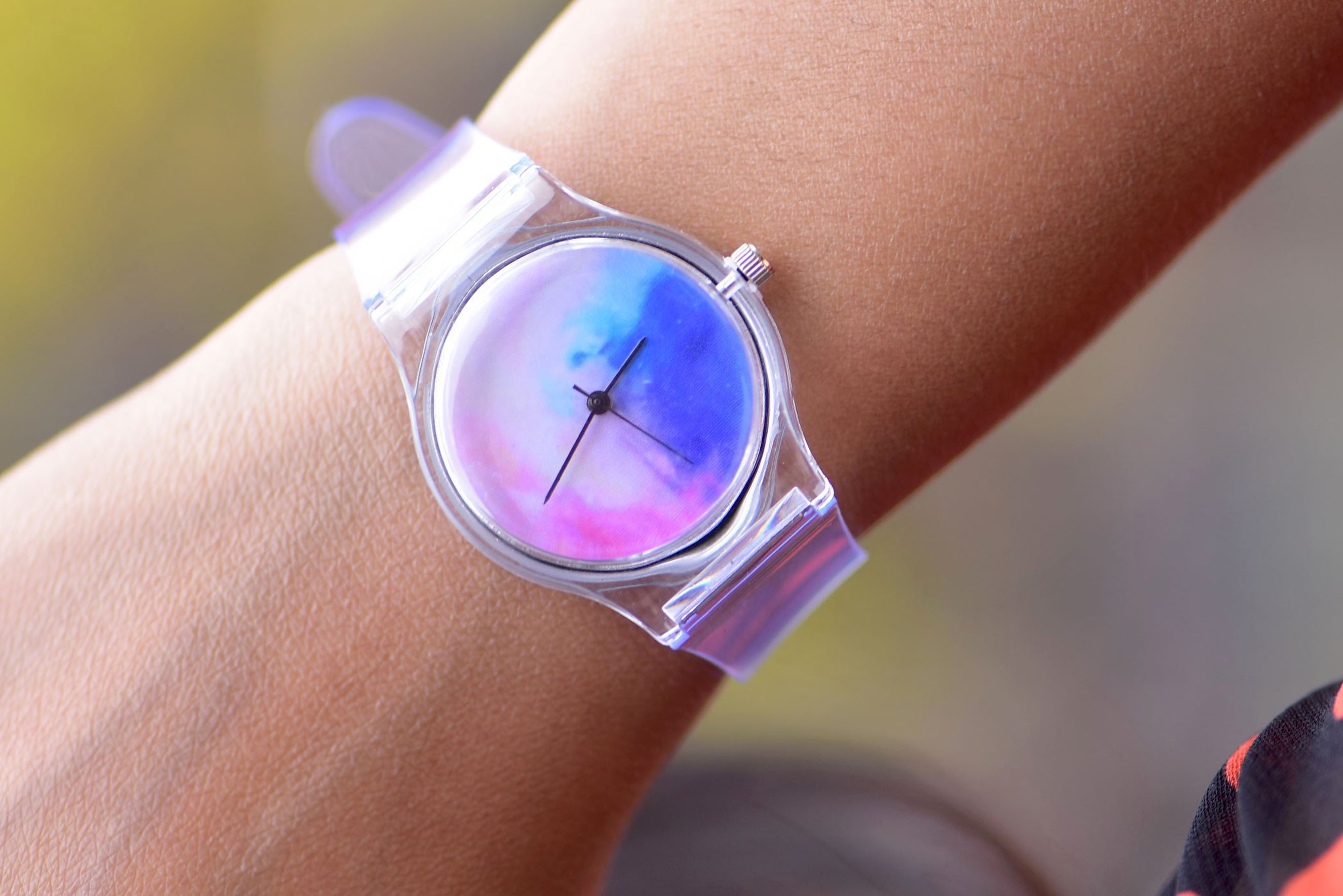 Womens - Novelty Crystal Watch