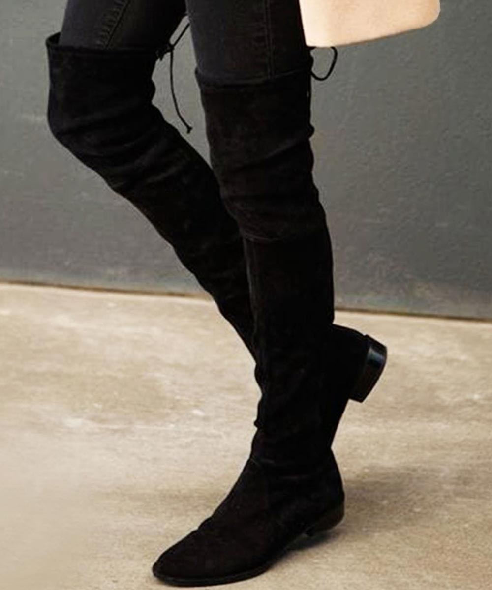 Goodbye summers knee high boots