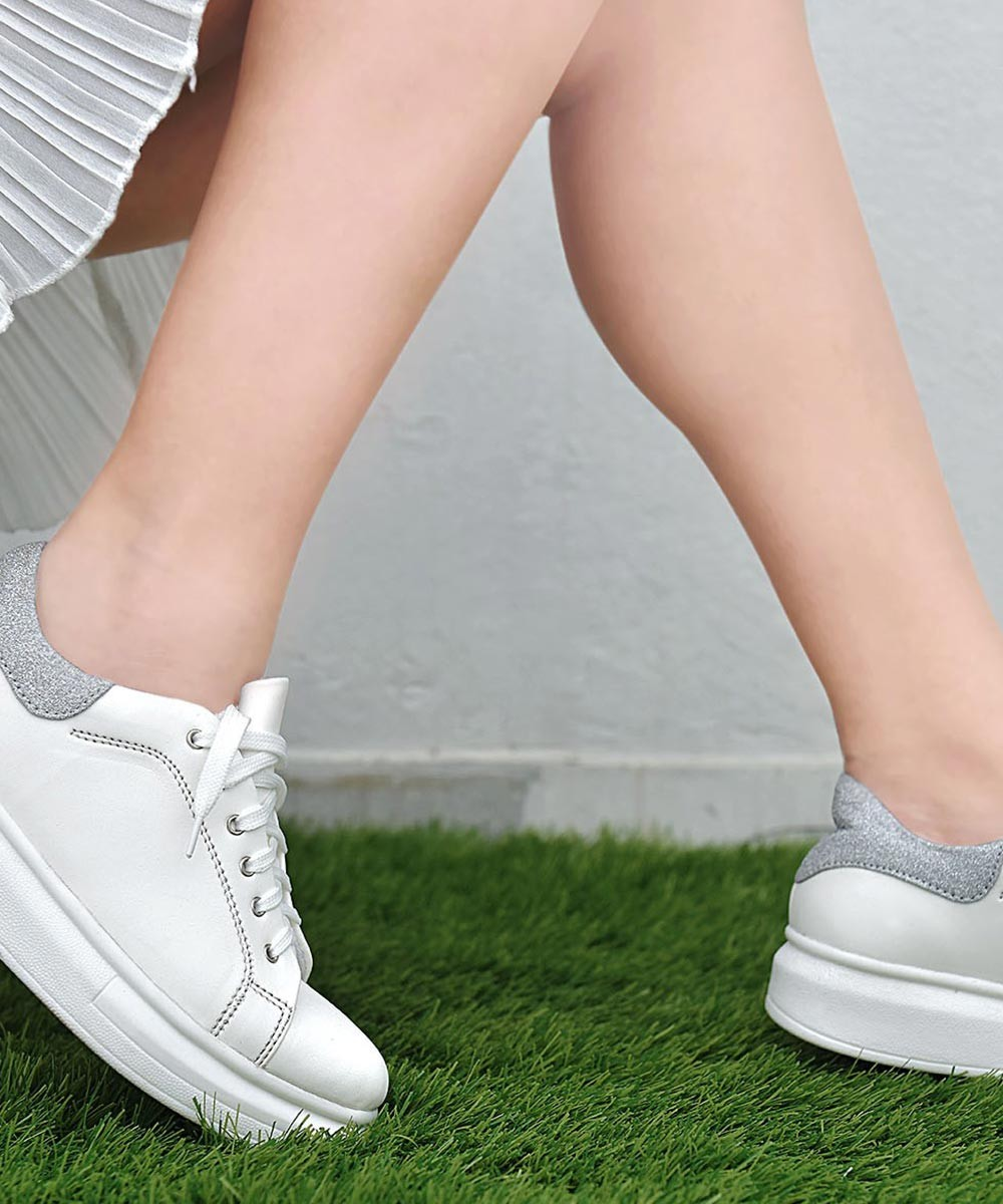 Moments white sneakers
