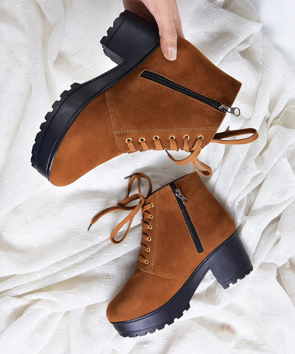 Hot Coffee Days Boot