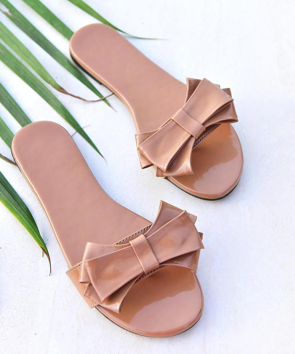 Grace and love bow flats