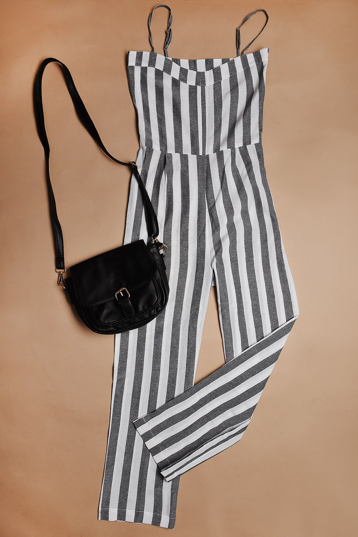 Truly You Sleeveless Jumpsuit