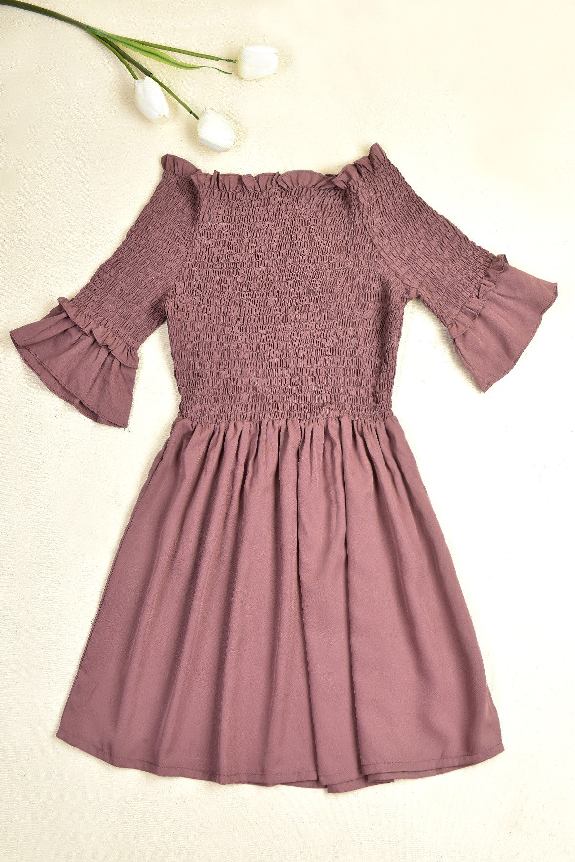 Alight on the Town Dress