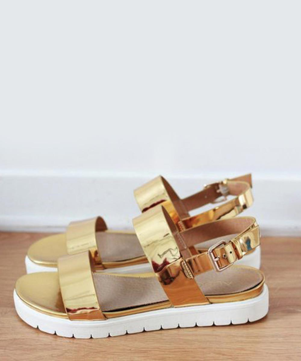 Ring the bell platform shoes