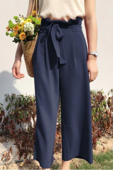 Just This Sway Blue Pants
