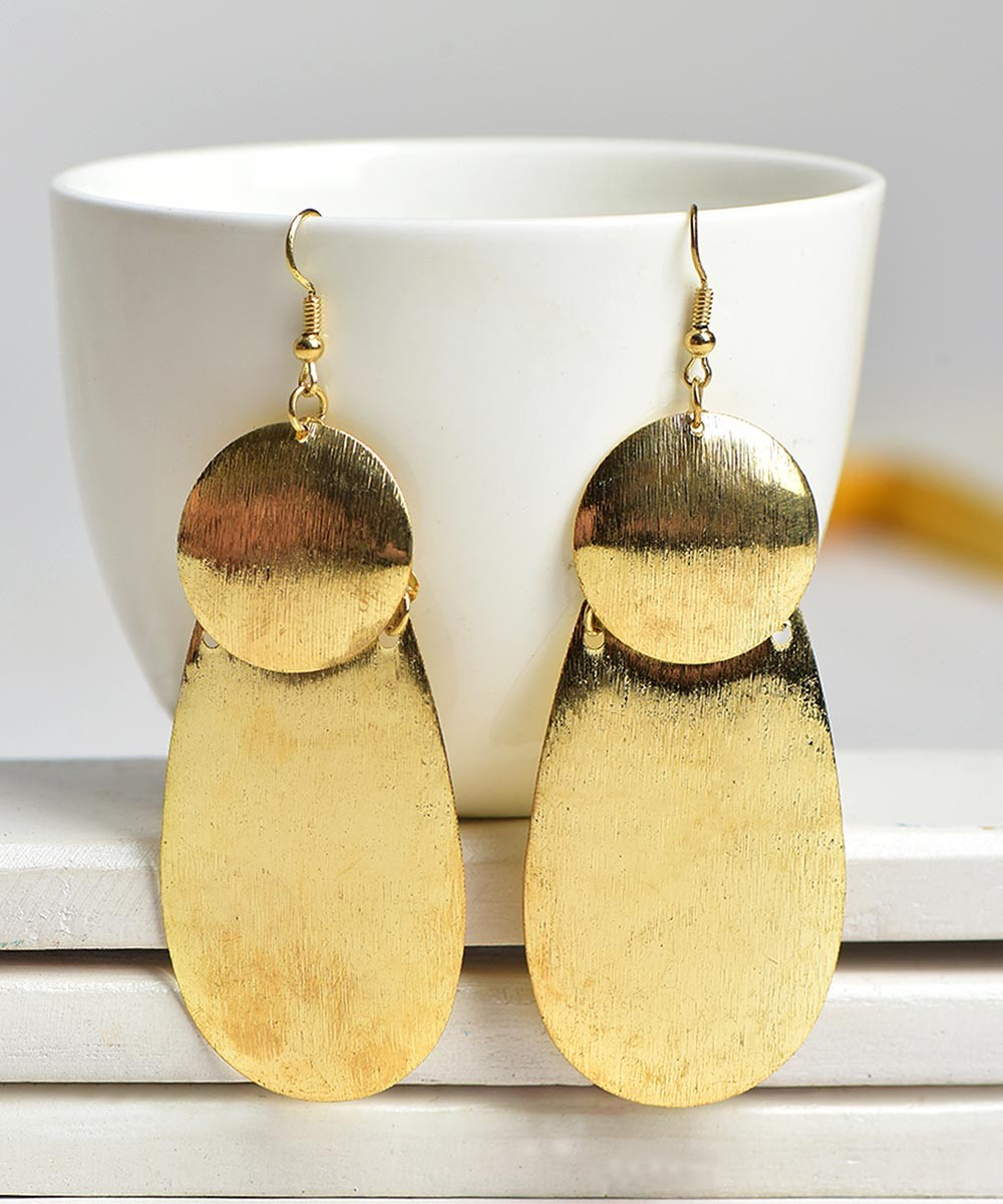 Perfect Pairing Earrings Golden