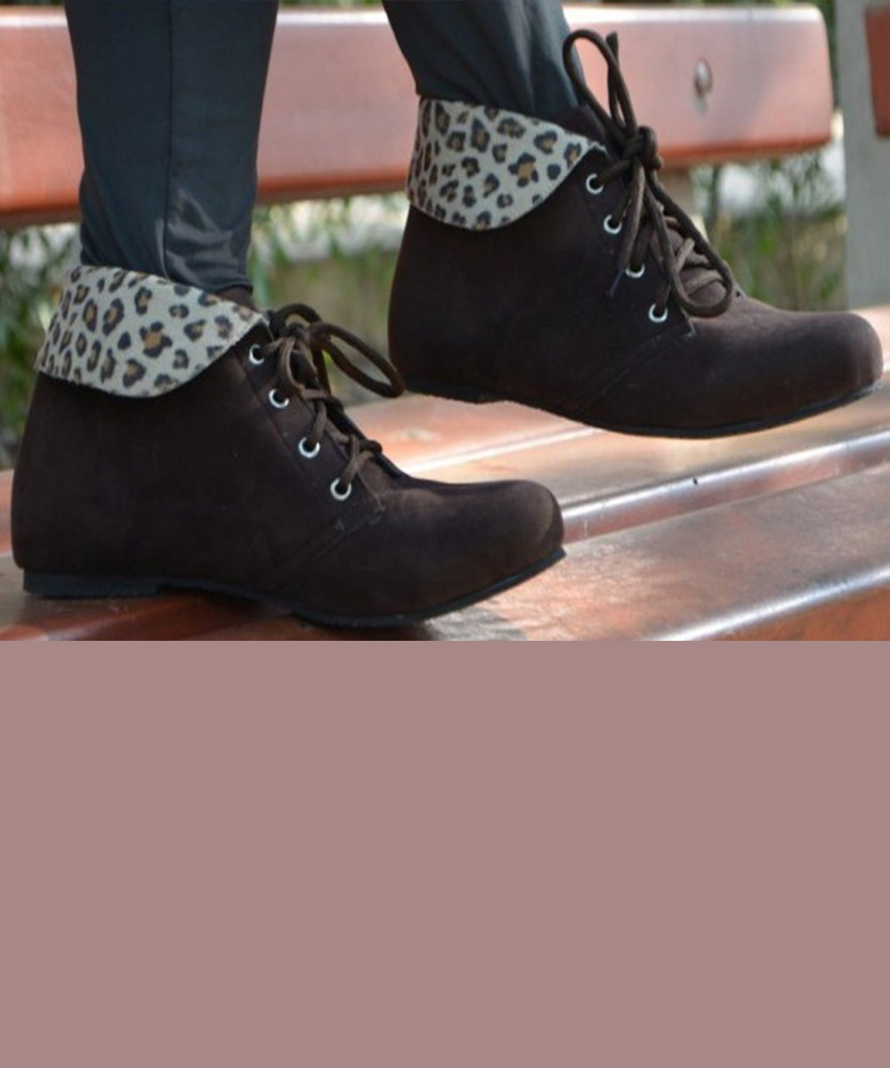 Barbary Ankle Boots