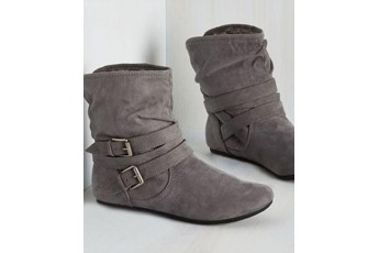 Grab The Chance Boots Grey