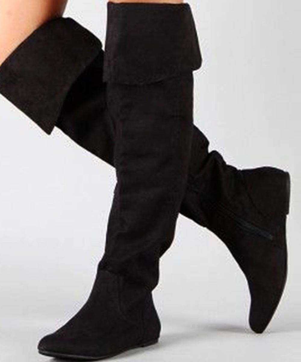 Singles you up knee high boots