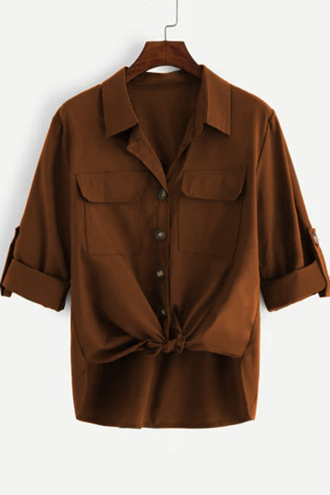 Autumn has arrived top brown