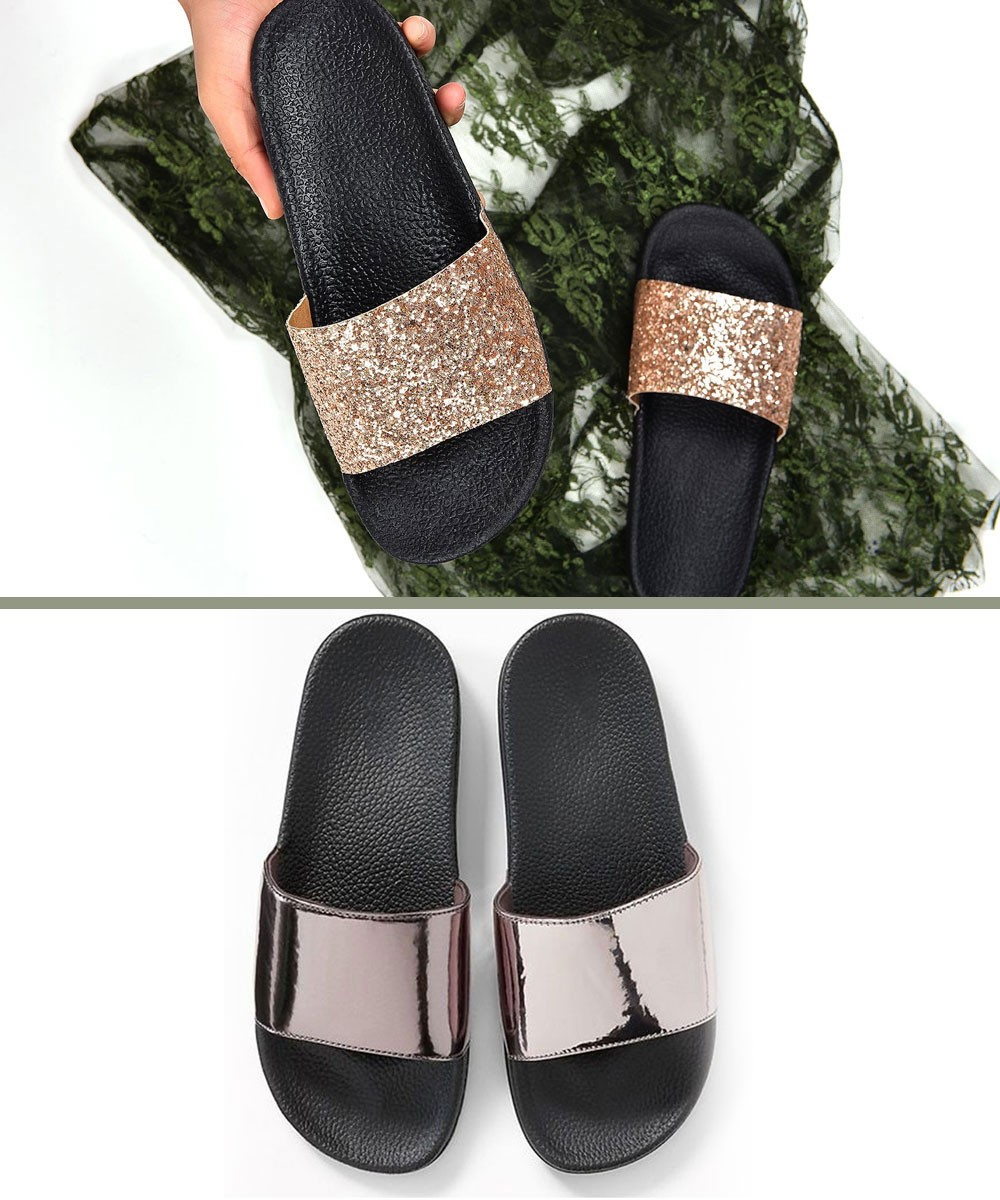 Combo of 2 - Fly to la slip on and Imagination slip on