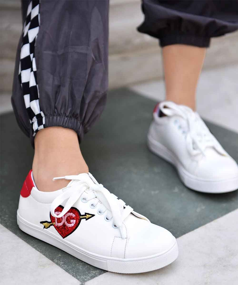 Up for party sneakers