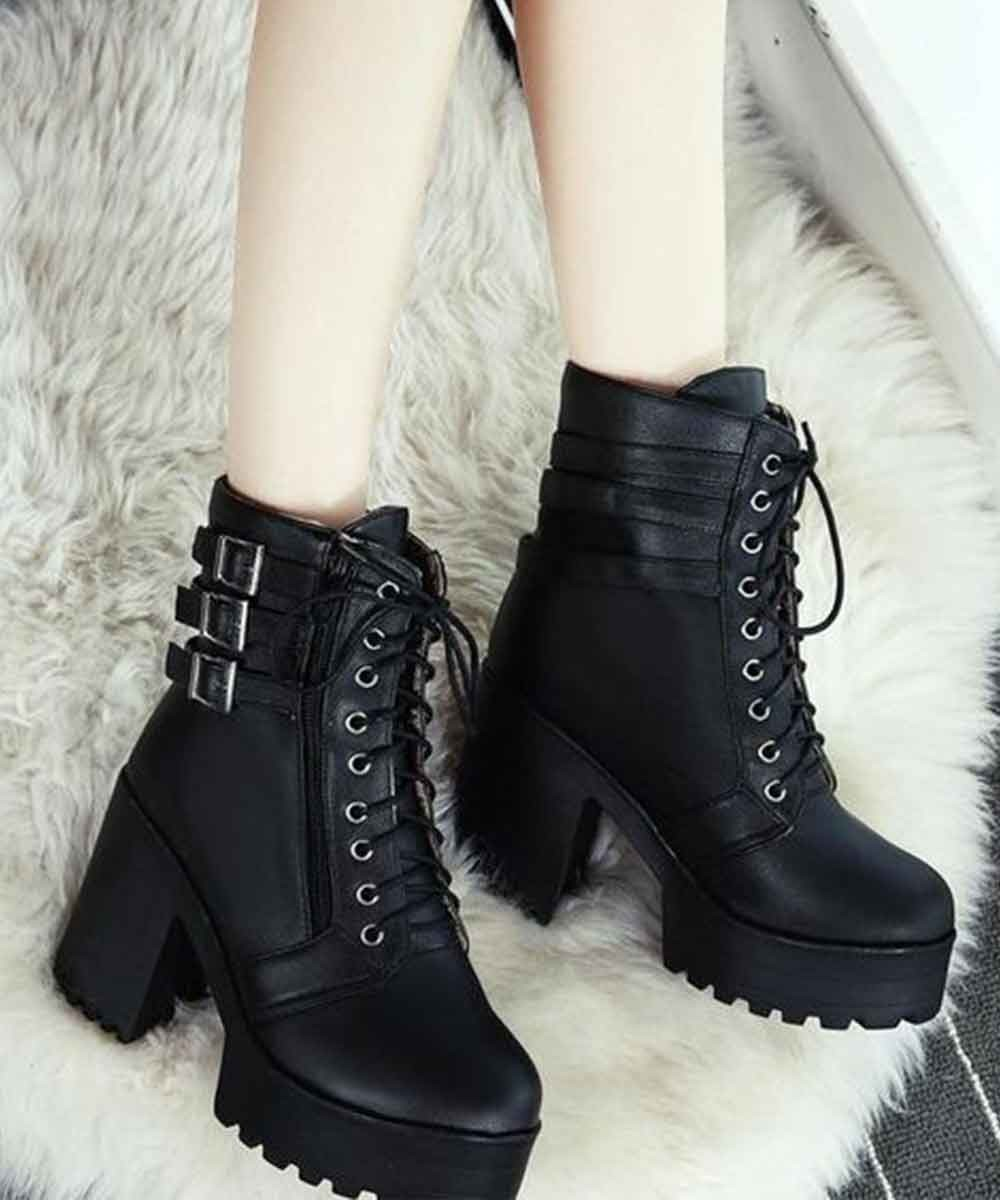Notch your step boots