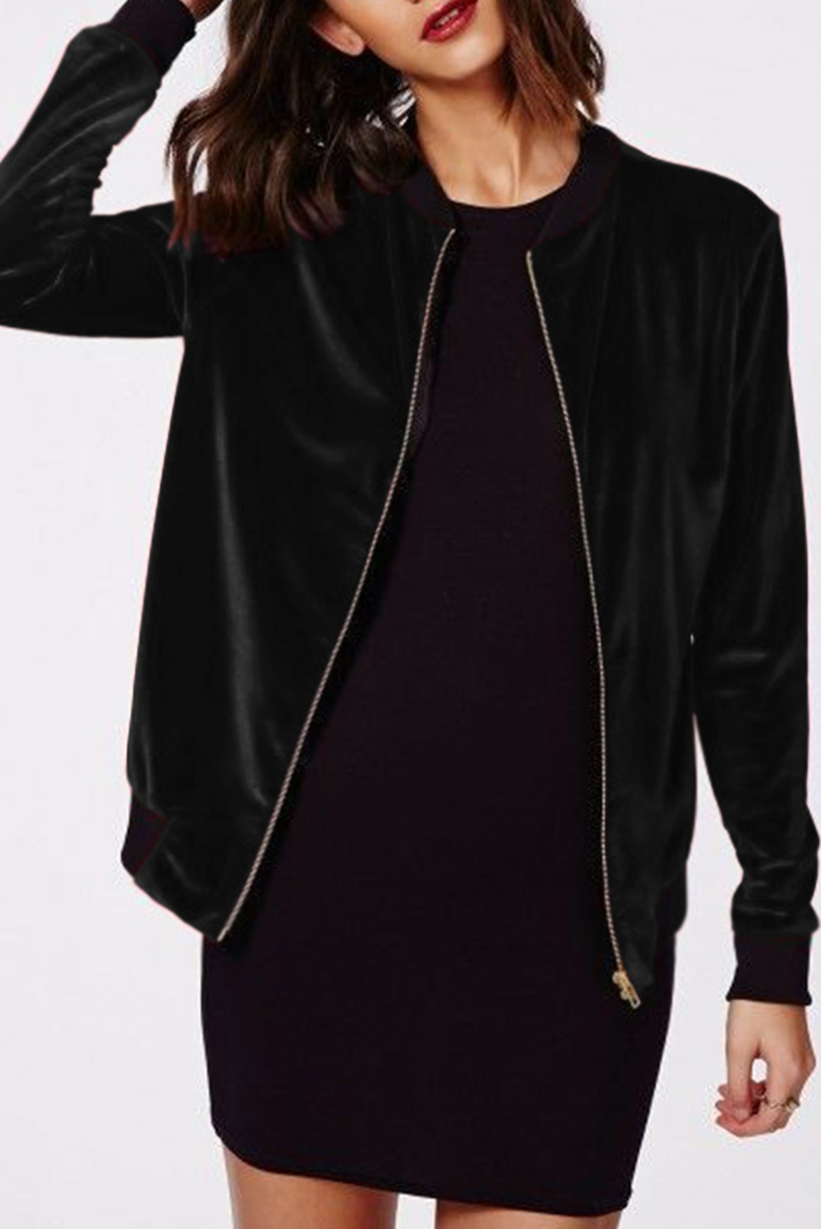 Life of the Party Jacket Black